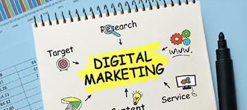 デジタルマーケティング基礎講座<br />-デジタルマーケティングを何から始めたらいいかがわかる!-