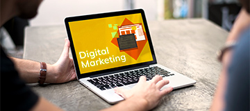 <span>デジタルマーケティング基礎講座</span>-デジタルマーケティングで効果を出すためのプロセスを知る-