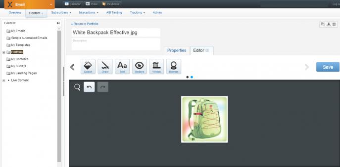 Effectを適用した後。Framesの効果を適用してみました。編集ソフトが無くても色々できます。