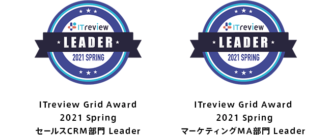 ITreview LEADER 2021 SPRING