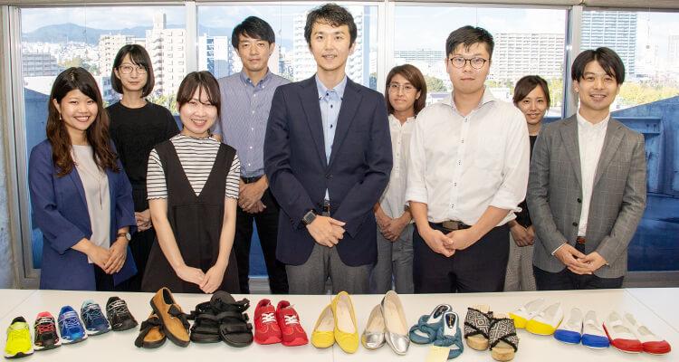 ヒラキ社へのインタビュー参加者写真